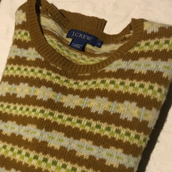 J. Crew Other - J. Crew Vintage Sweater Size Small